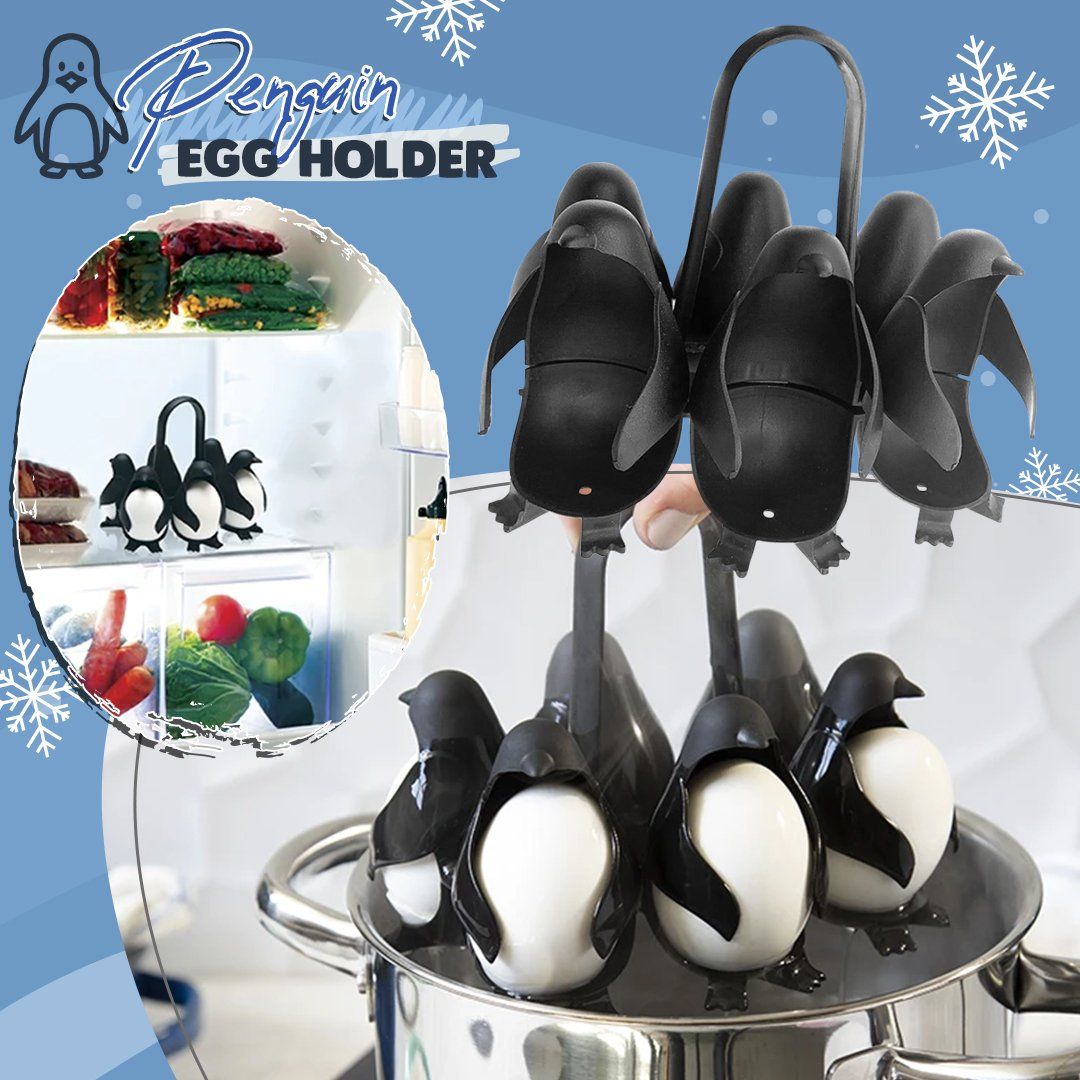Penguin Egg Holder