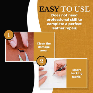 Leather & Vinyl Repair Kit