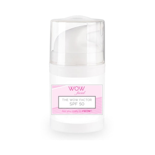 Wow Factor SPF50 50ml