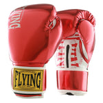 Gants de boxe ROUGE (Flying)