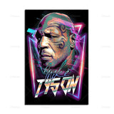 Tableau boxe <br> MIKE TYSON SPIRIT