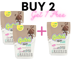 Buy 2 Get 1 Free Offer 1kg Shakes (All Chocolate)