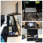 Laptop Desk Portable TV Bed Tray Table Stand