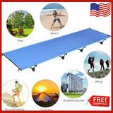 Camping Compact Folding Cot Bed for Outdoor Backpacking Tent