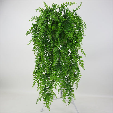 Artificial Green Fern Plant Vine