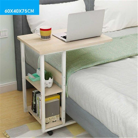 Overbed Sofa Table TV Laptop Snack Tray