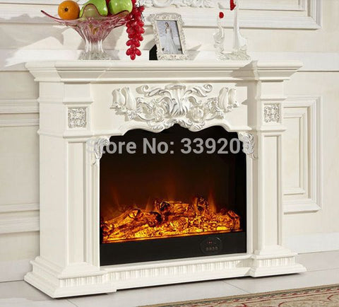 120cm classical decorative Victorian style 8061 frame for electric fireplace & Mantle