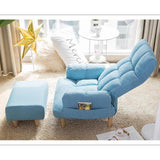 Reclining Sofa Chair Leisure Folding Lounger Recliner