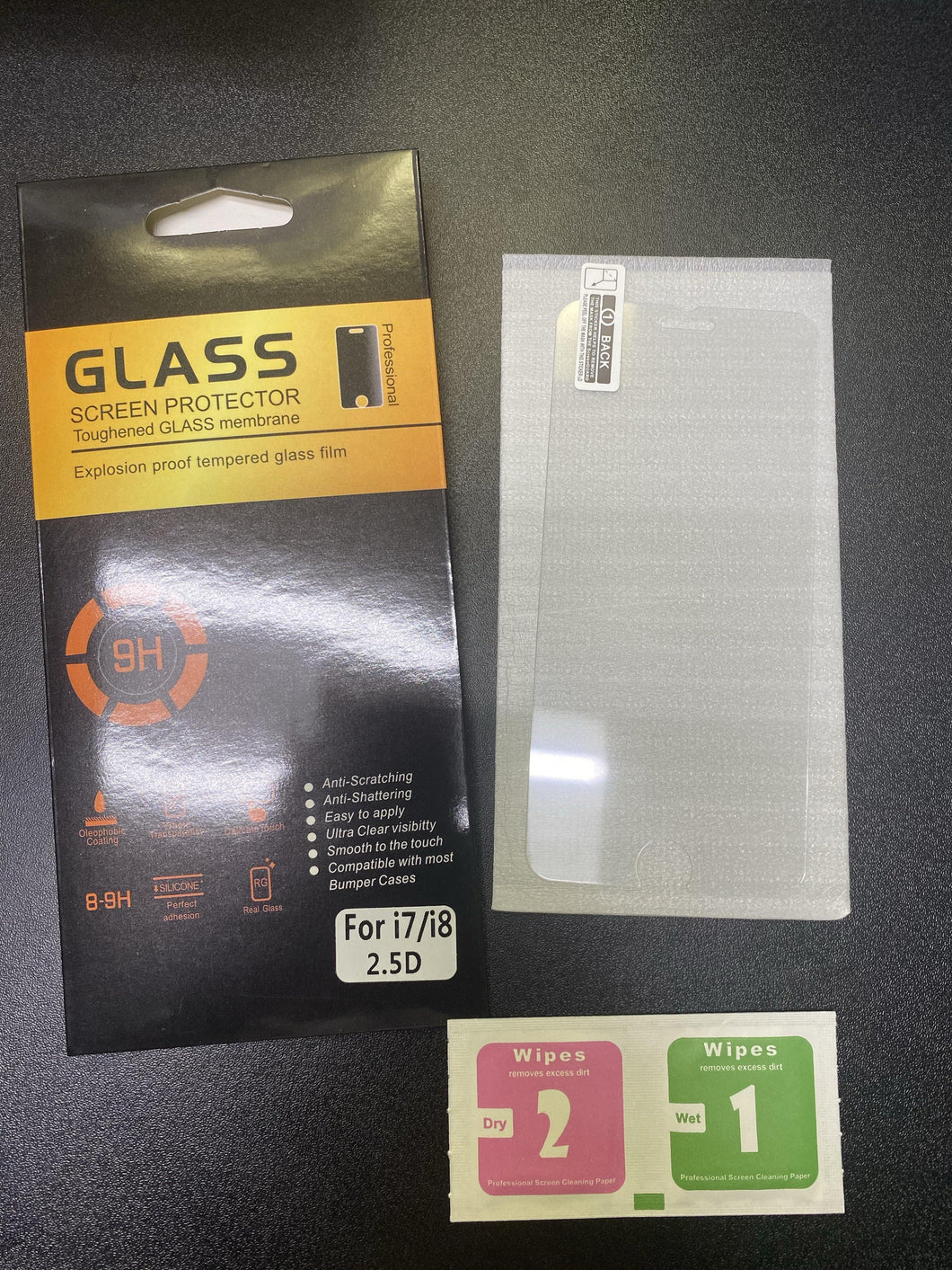 Screen Protectors for iPhone 6s thru 12 Pro Max