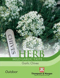 Herb 'Garlic Chives' Seeds