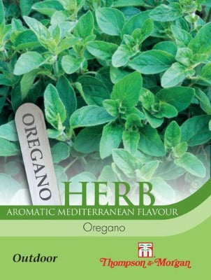 Herb 'Oregano' Seeds