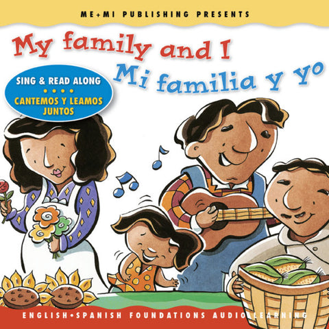 My family and I CD/ Mi familia y yo