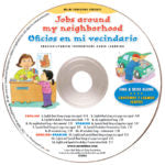 Jobs in my neighborhood CD/ Oficios en mi vecindario