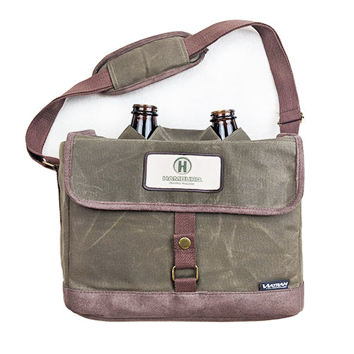 Growler Canvas Tote