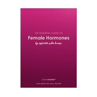 Cleanmarine The Essential Guide to Female Hormones