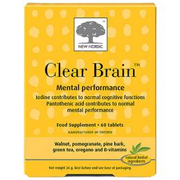 New Nordic Clear Brain. Mental Performance