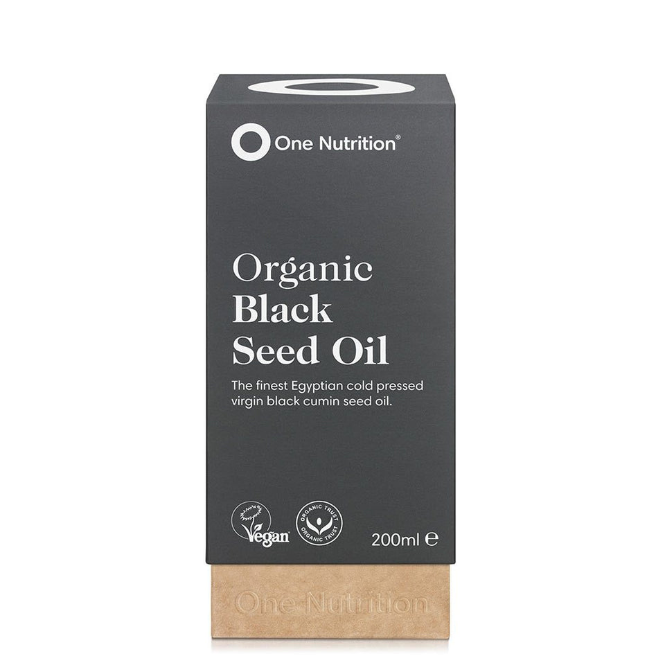 One Nutrition Black Seed Oil