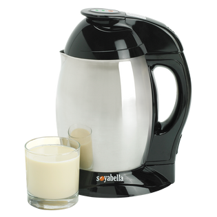 Soyabella Milk Maker - Black