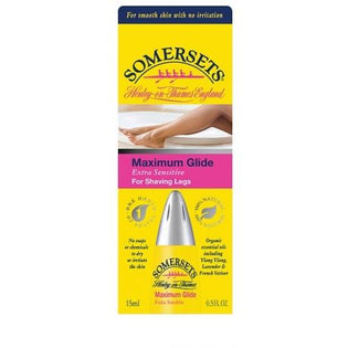 Somersets Shaving Oil for Women - Extra Sensitive