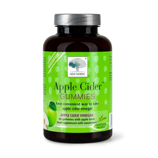 New Nordic Apple Cider Gummies