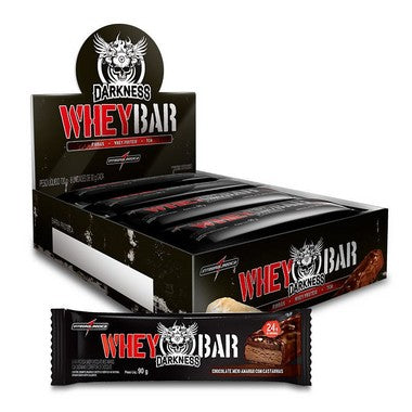 DARKNESS WHEY BAR (8 UNID 90G) INTEGRAMEDICA