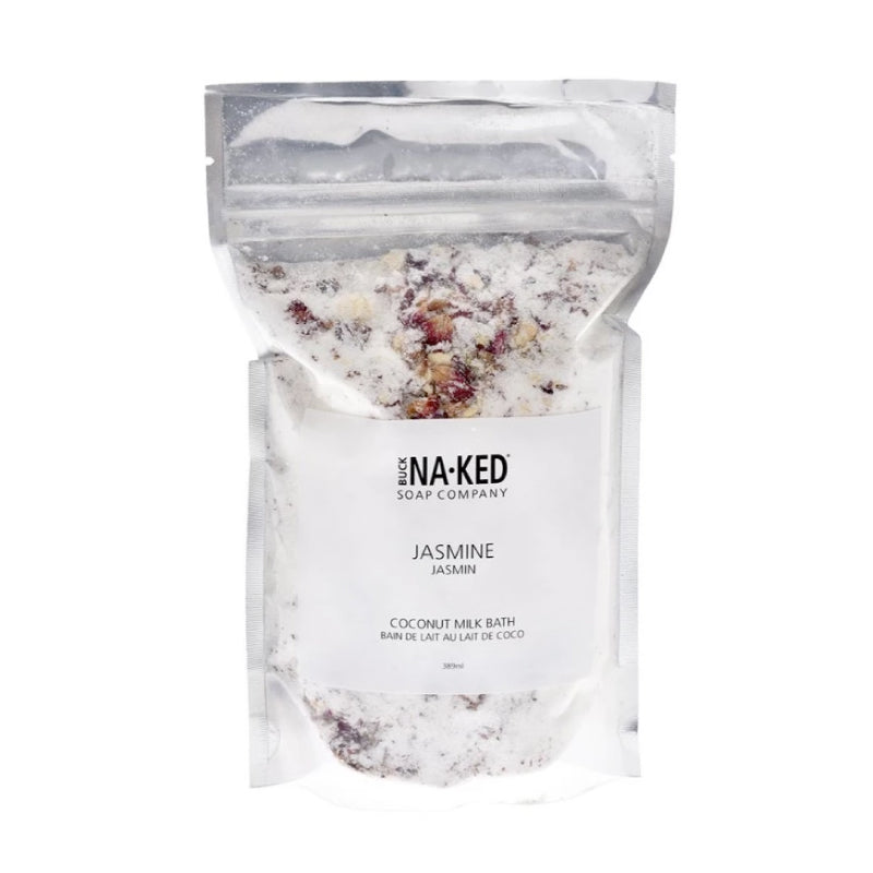 Buck Naked - Jasmine Coconut Milk Bath