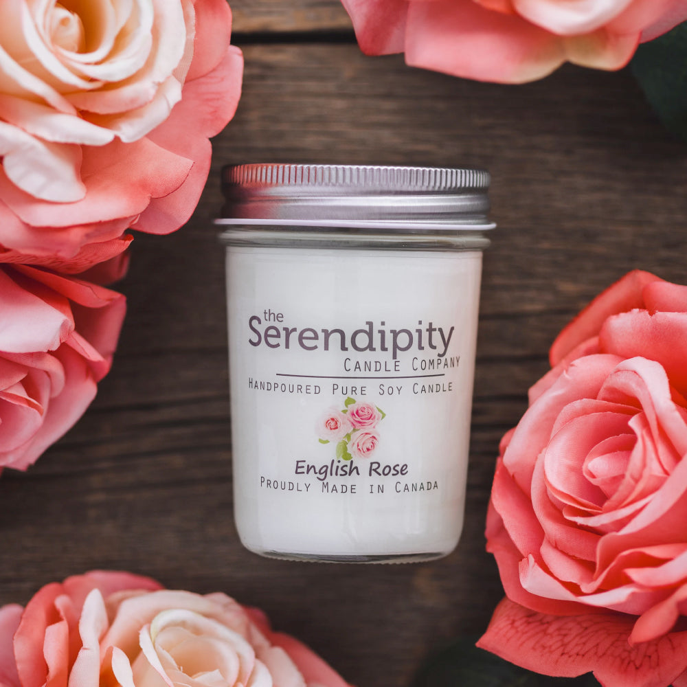 English Rose |  Serendipity Candle