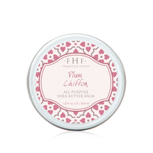 Load image into Gallery viewer, FHF - Plum Chiffon All-Purpose Shea Butter Balm