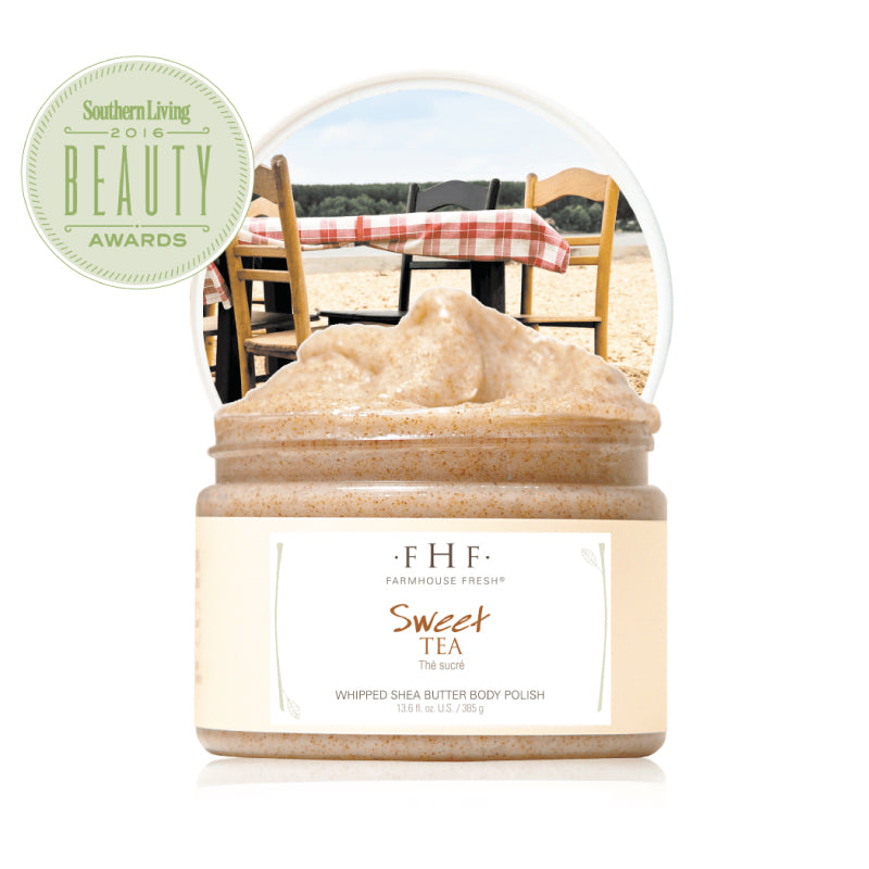 FHF Sweet Tea Shea Butter Body Polish