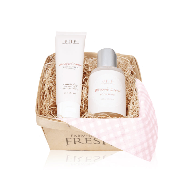 FHF Whoopie Cream Harvest Gift Basket
