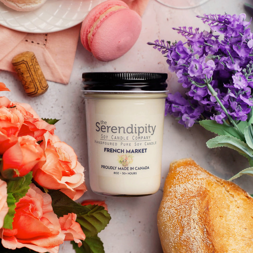 French Market  |  Serendipity Candle