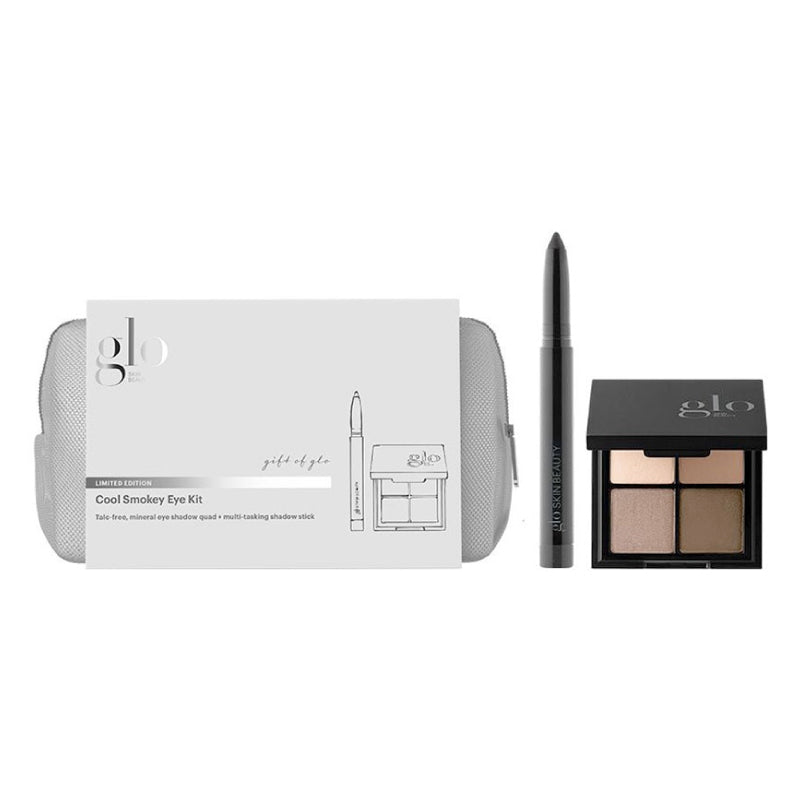 GLO Beauty - Cool Smokey Eye Kit