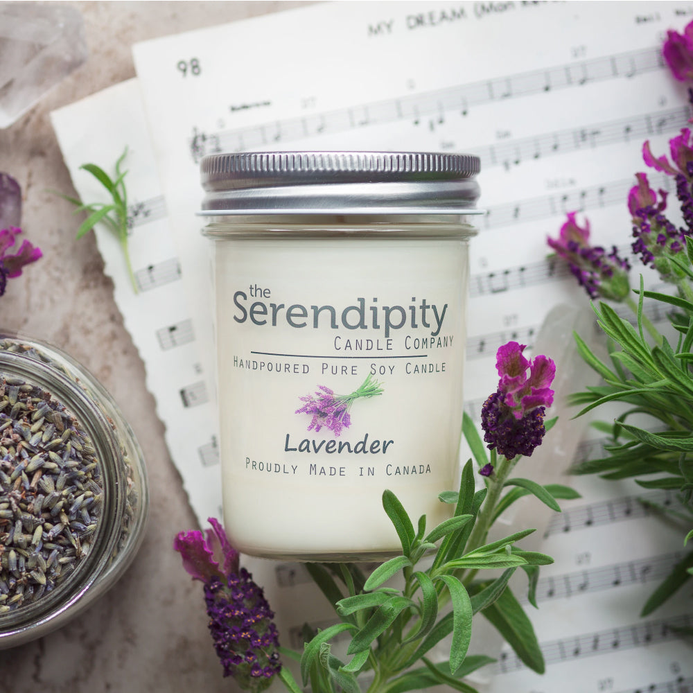 Lavender  |  Serendipity Candle