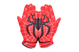Spiderman Football Receiver Gloves