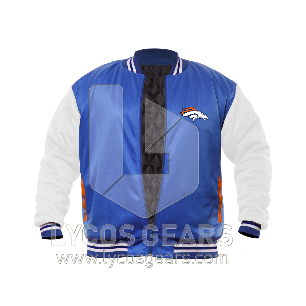 Denver Broncos Team Bomber Jacket
