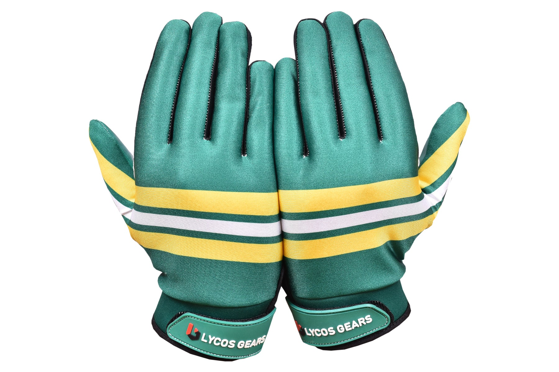 Green Bay Packers Football Receiver Gloves