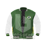 Green Bay Packers Team Bomber Jacket