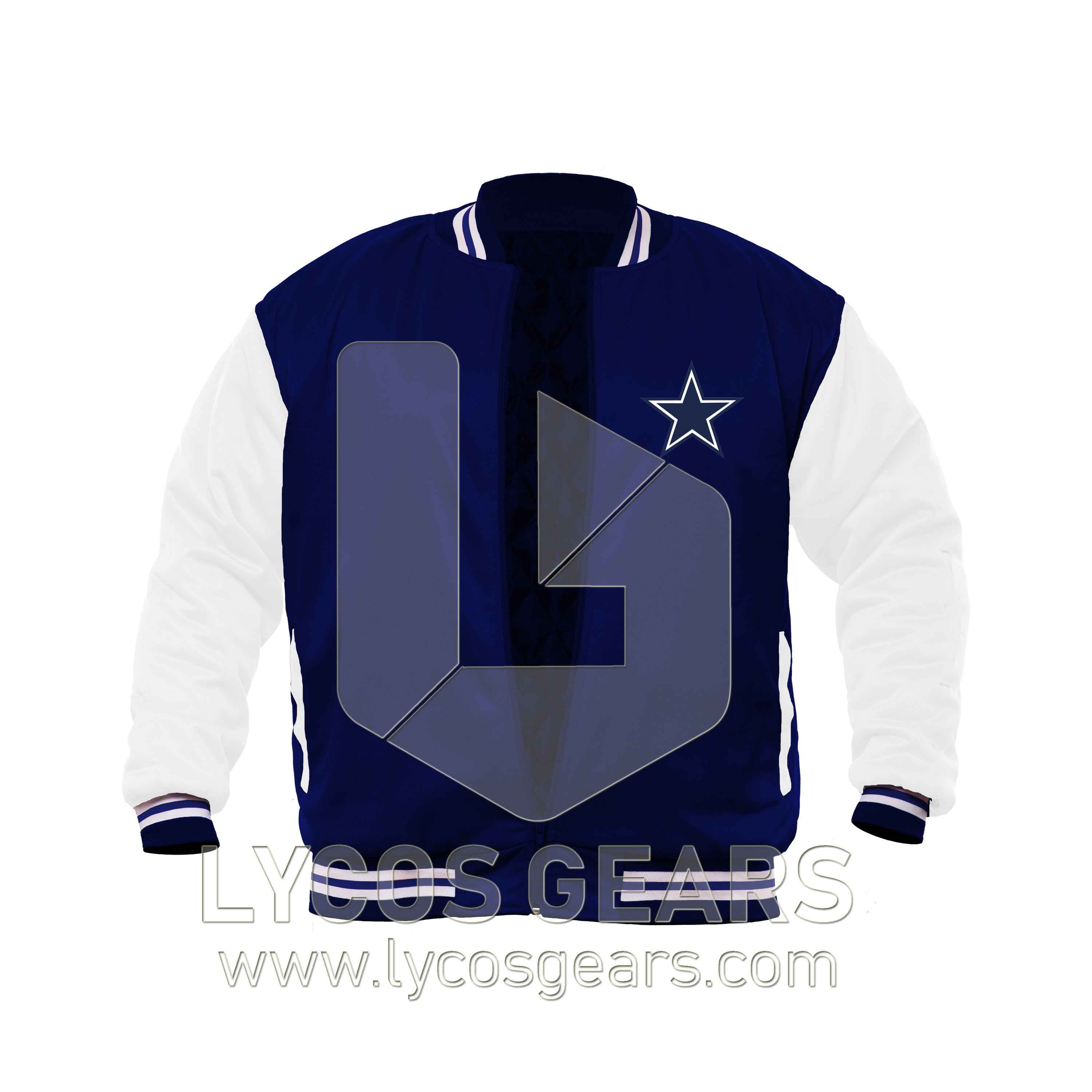 Dallas Cowboys Bomber Jacket