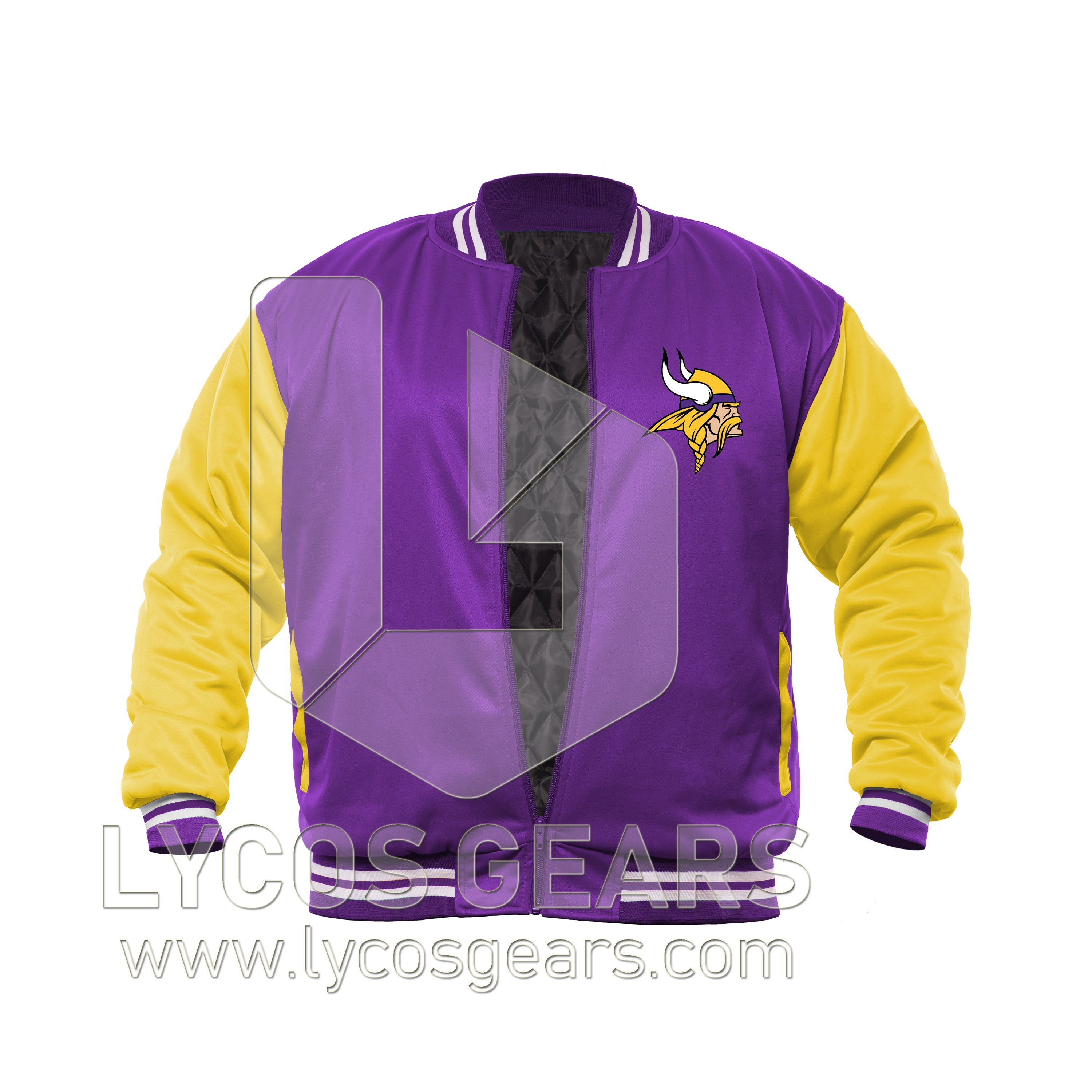 Minnesota Vikings Bomber Jacket