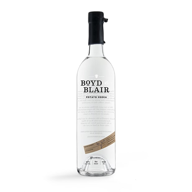 Boyd & Blair Potato Vodka 750ml
