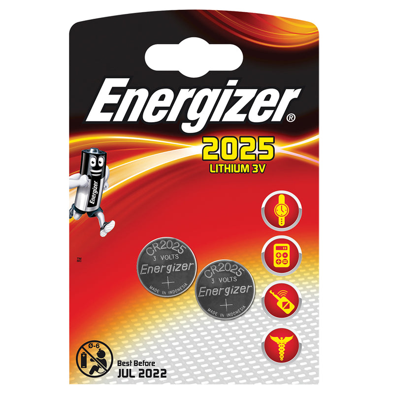 Energizer Batteries Non-rechargeable Lithium AA