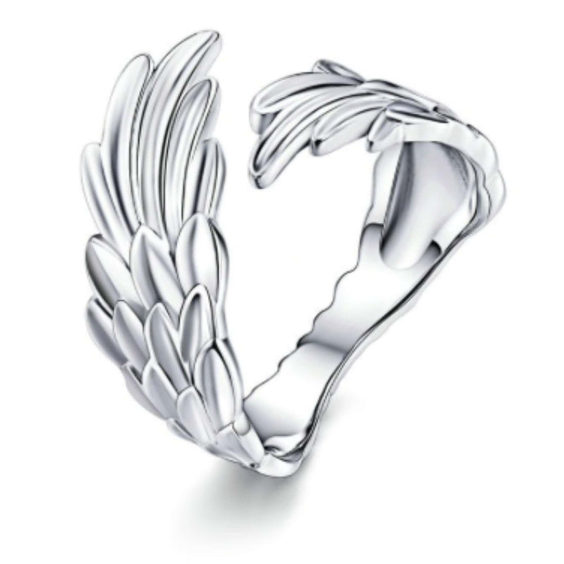 "Ring ""Angelwings"""