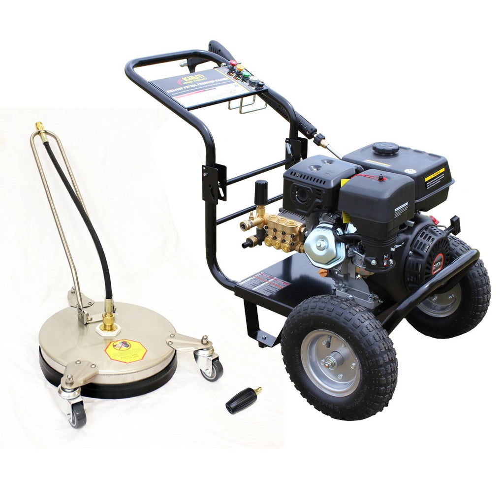 Driveway Cleaning Kit (KM3400P, VT62-300S & Turbo Nozzle)