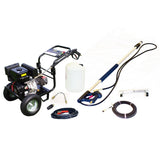 Patio, Drains & Gutter Cleaning Pressure Washer Kit 3700P - Equipment Package