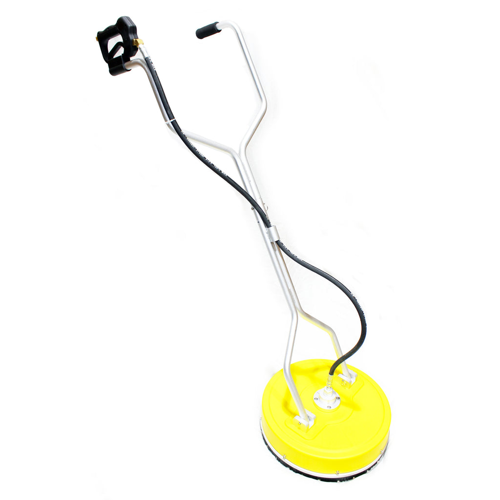 "Kiam 19"" Rotary Floor Cleaning Tool Flat Surface Cleaner"