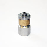 "Drain Sewer Cleaning Nozzle for Jetting (4000 PSI) (1/4"")"