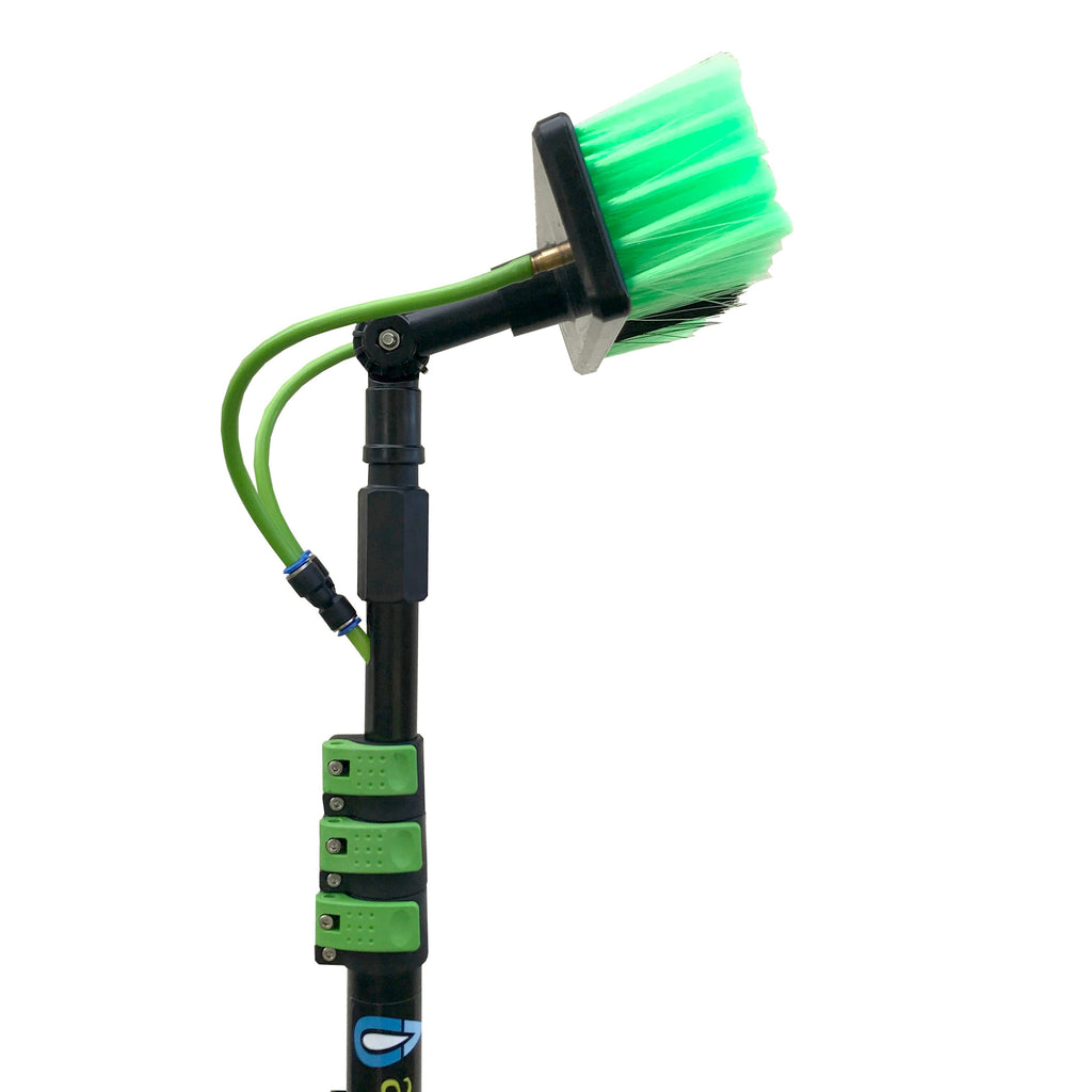 Aquaspray 25 waterfed telescopic pole