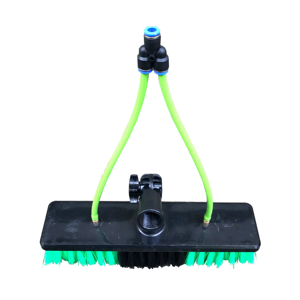 Aquaspray 25 waterfed telescopic pole brush head 2