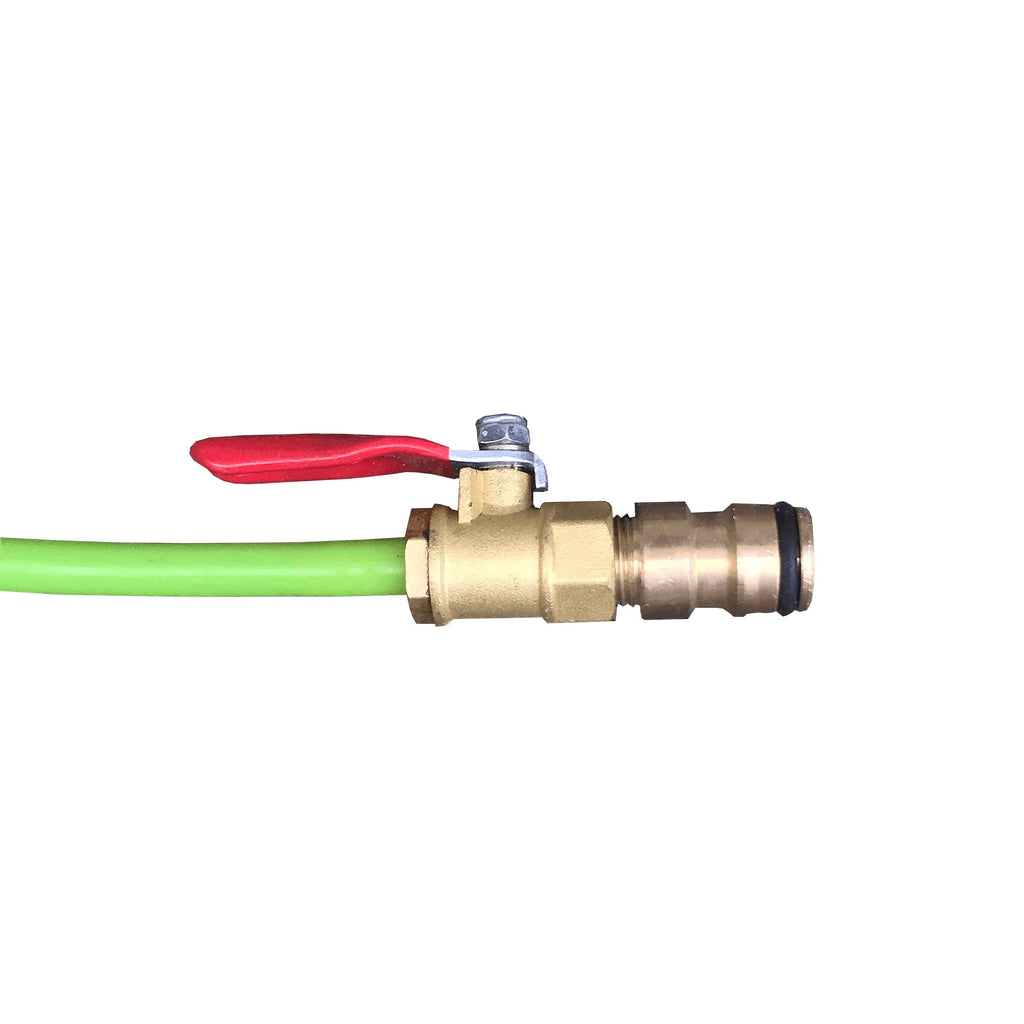Aquaspray 25 waterfed telescopic pole hose coupling