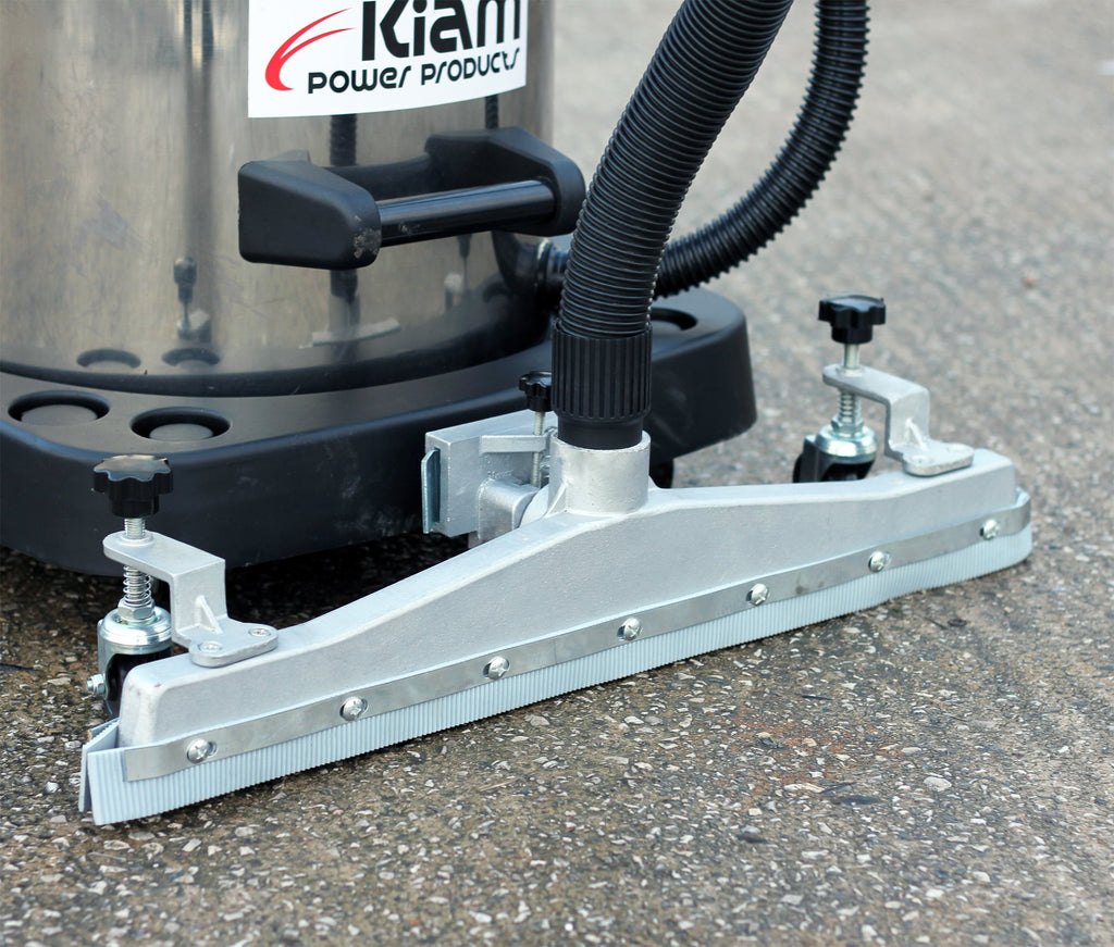 Kiam KV80-3F with Front Mounted Squeegee